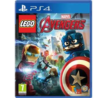 lego avengers for ps4