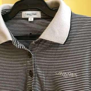Calvin Klein Golf Long Sleeves Polo Shirt