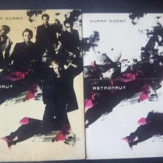 2 CD / DVD Set DURAN DURAN 1 PC AUDIO & 1 pc DVD LIVE in LONDON!