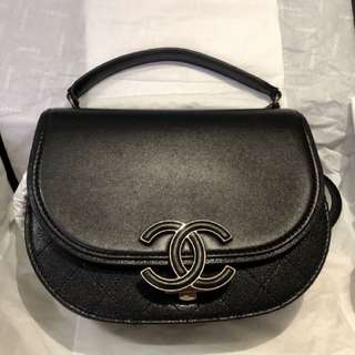 Chanel Coco Curve flap bag