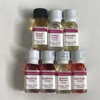 Lorann oil scents