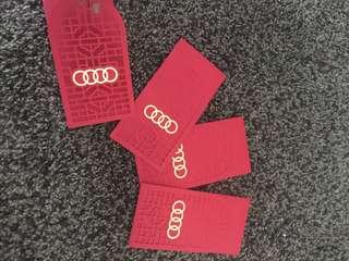 Audi Ang Pao envelope