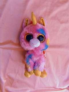 Ty beanie boo unicorn