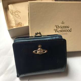 Vivienne Westwood 銀包wallet with coin pocket