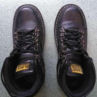 Sepatu Boots Blackmaster Original