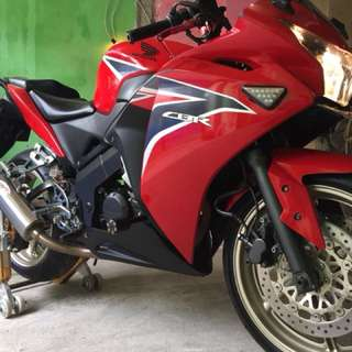 For sale CBR 150 R Thailand 2013 Mulus (Nego)