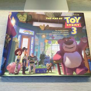 The Art of Toy Story 3 (英文原版)