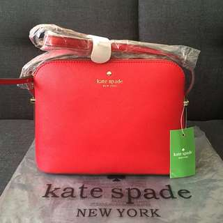 Kate Spade Irini Cove Street Leather Crossbody Bag