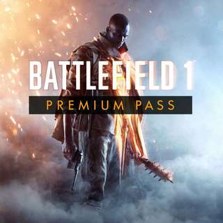 Battlefield 1 Premium Pass account