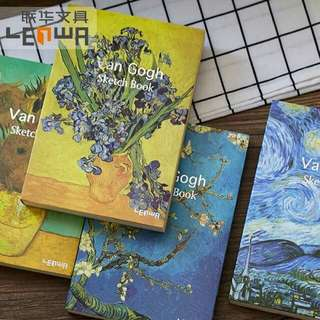 Van Gogh Sketchbook