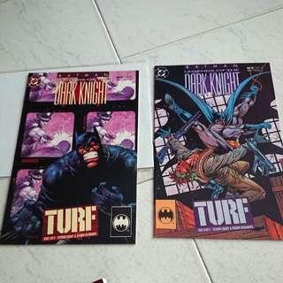 Batman LODK #44-45 Complete Story Arc