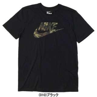Nike Japan 迷彩Logo Tee
