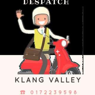 Despatch / Runner boy