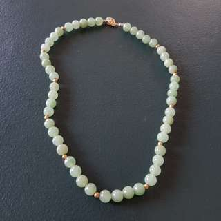 Sale! Authentic Jade Necklace