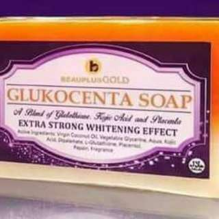 Gluckocenta Bar Soap
