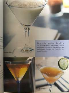 FREE Cocktails recipe books, alcoholic beverages and non-alcoholic