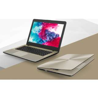LAPTOP / NOTEBOOK ASUS A442UQ i5 RESMI