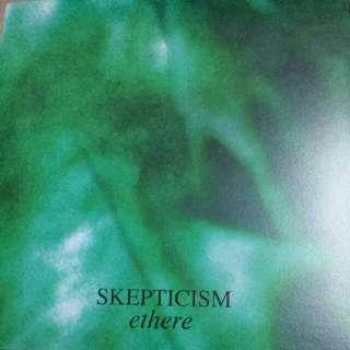 Music CD (Metal): Skepticism–Ethere - Doom Metal