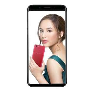 Oppo F5 Smartphone - Black [32/4GB] kredit tanpa dp bunga 0%