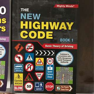 Basic Theory Of Driving (Both Books)