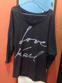 Love Karl Batwing