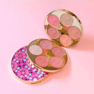 [BNIB] Tarte limited-edition blush bazaar palette