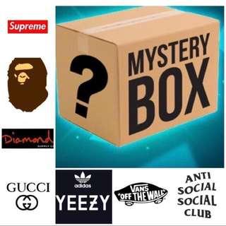 Hypebeast Mystery Box/Bag!!!