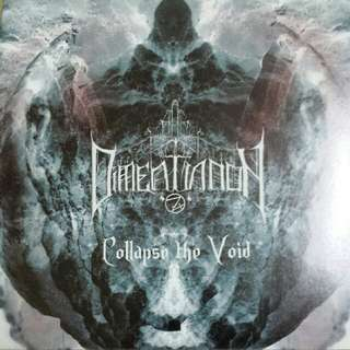 Music CD (Metal): Dimentianon ‎– Collapse The Void