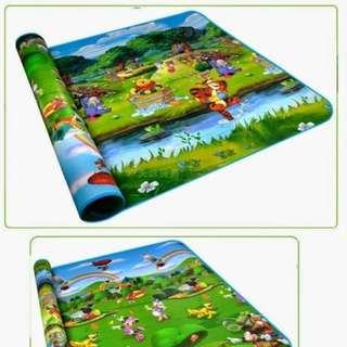 Baby Toddler XL Double-Sided Carpet Playmat