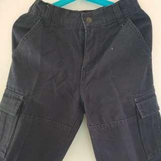 oshkosh shorts navy blue