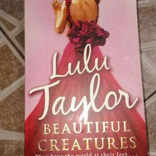 Beautiful Creatures Book by Lulu Taylor
