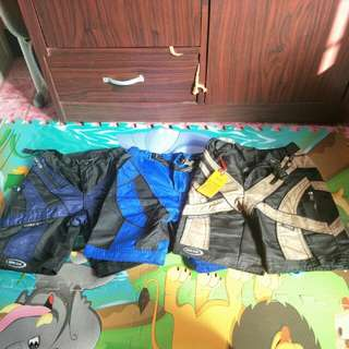 SETS OF 3 4-5yrs old BOYS PANTS
