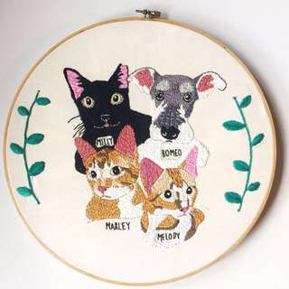 Pet Embroidery