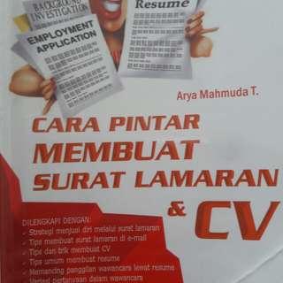 Tips Membuat CV