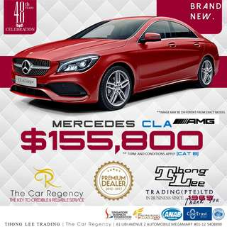 Mercedes Benz CLA AMG CLASS (NEW) ( C117 ) gla180 gla200 c180 c200