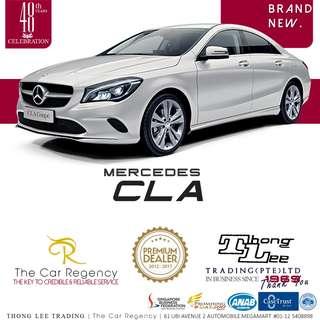 Mercedes Benz CLA CLASS (NEW) ( C117 ) cla180 cla200