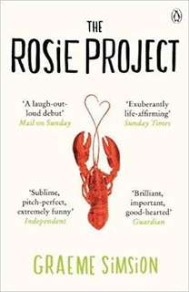 The Rosie Project - Simon Graeme
