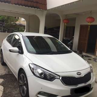 Kia Cerato 2013 - Direct Owner