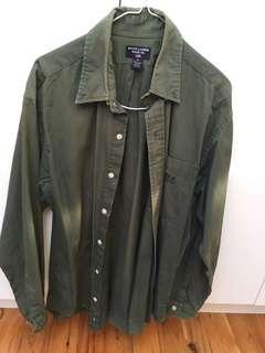 Ralph Lauren Khaki Shirt