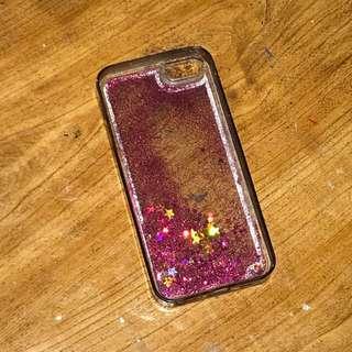 iPhone 5/5s/SE glitter case