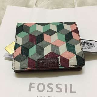 Fossil emma checkers multi wallet