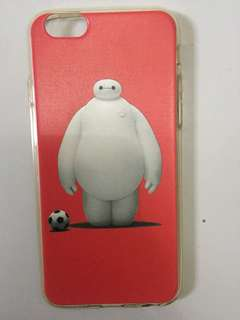 Casing iphone 6/6s baymax