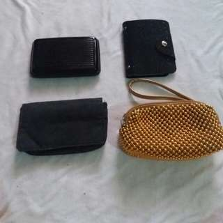 Bundle cardholder and purse