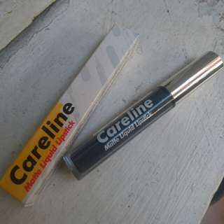 CARELINE MATTE LIQUID LIPSTICK (WALLFLOWER)
