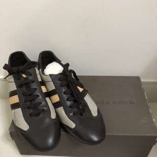 Louis Vuitton Bastia Sneaker (Size 37)