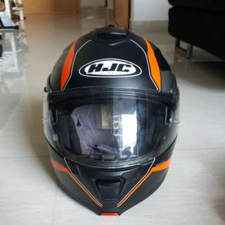 HJC Helmet IS-MAX II medium