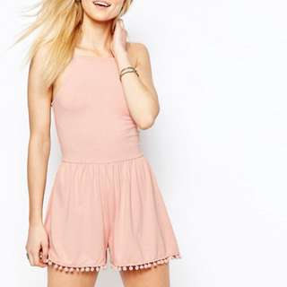 (POSTAGE INCLUDED) ASOS ROMPER