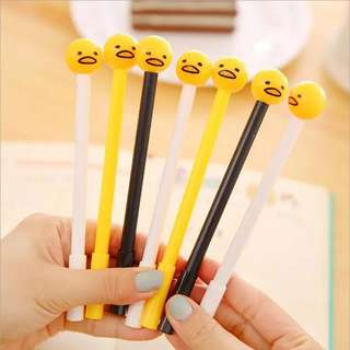 Gutedama egg yolk pen