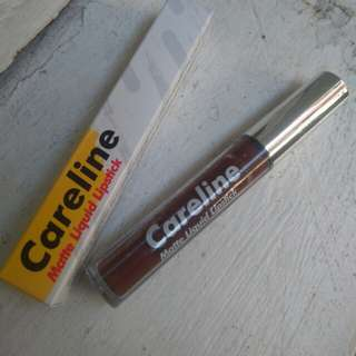 CARELINE MATTE LIQUID LIPSTICK (CRAVING)