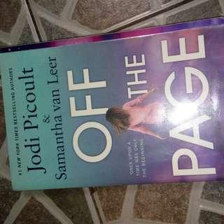 Off the Page Novel by Jodi Picoult and Samantha Van Leer